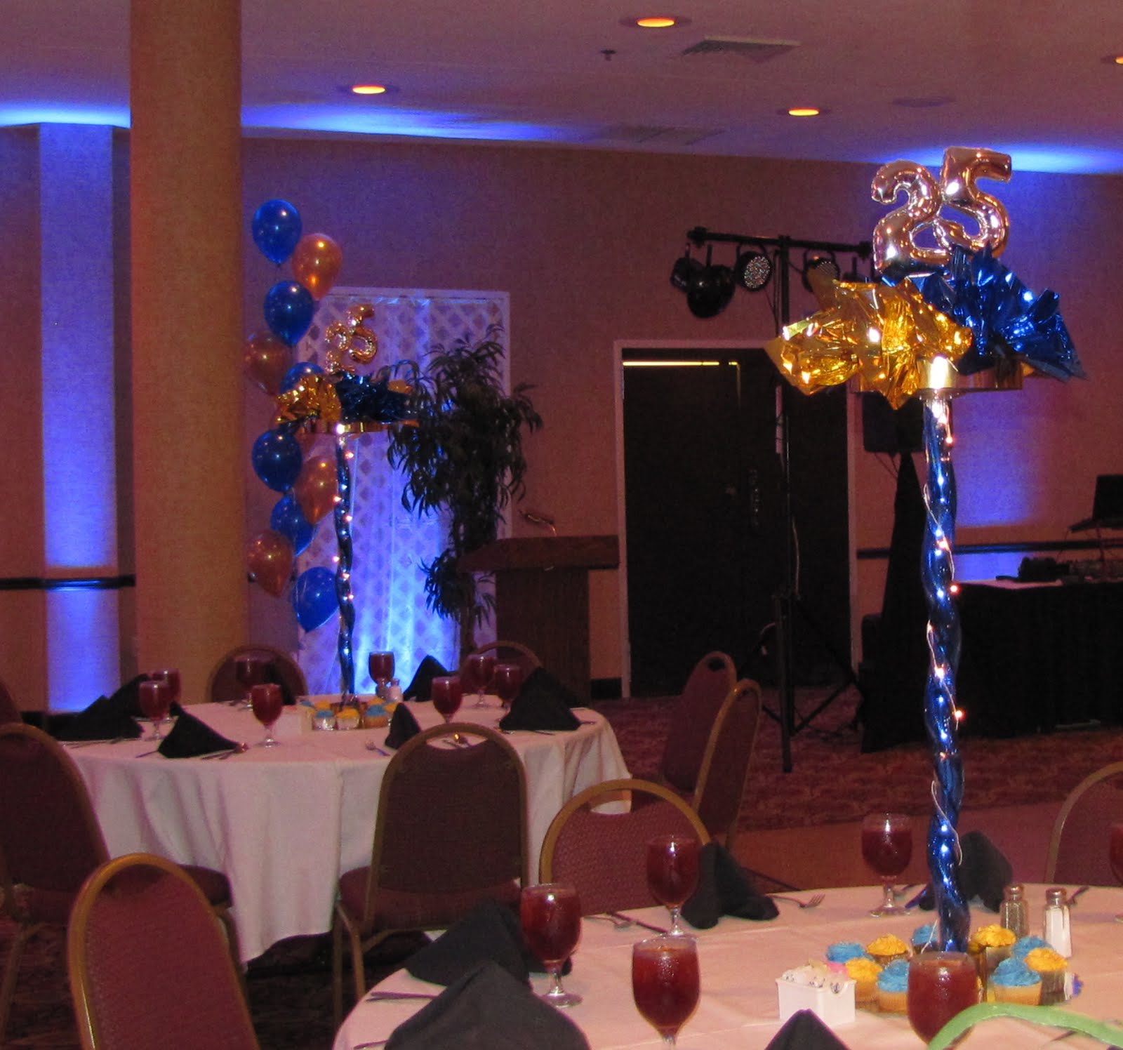 Best Party People Event Decorating Company 25Th Class Reunion This Month