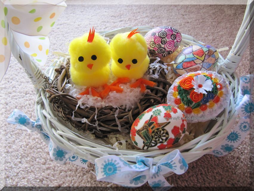 Best Craft Ideas For All Easter Basket This Month