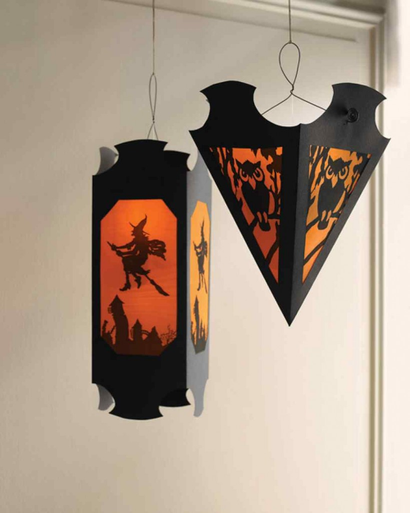 Best 16 Halloween Paper Crafts Decorations Activities The This Month