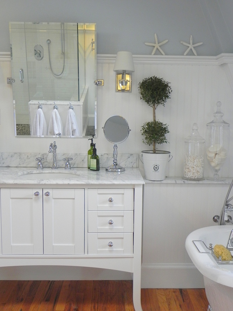Best Copycat How To Duplicate This Beautiful Bathroom Abode This Month