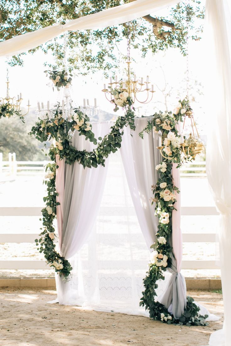 Best 30 Best Floral Wedding Altars Arches Decorating Ideas This Month