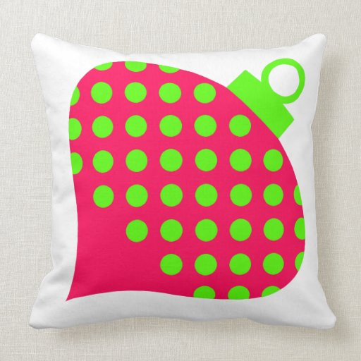 Best Preppy Pink And Green Ornament Throw Pillow Zazzle This Month