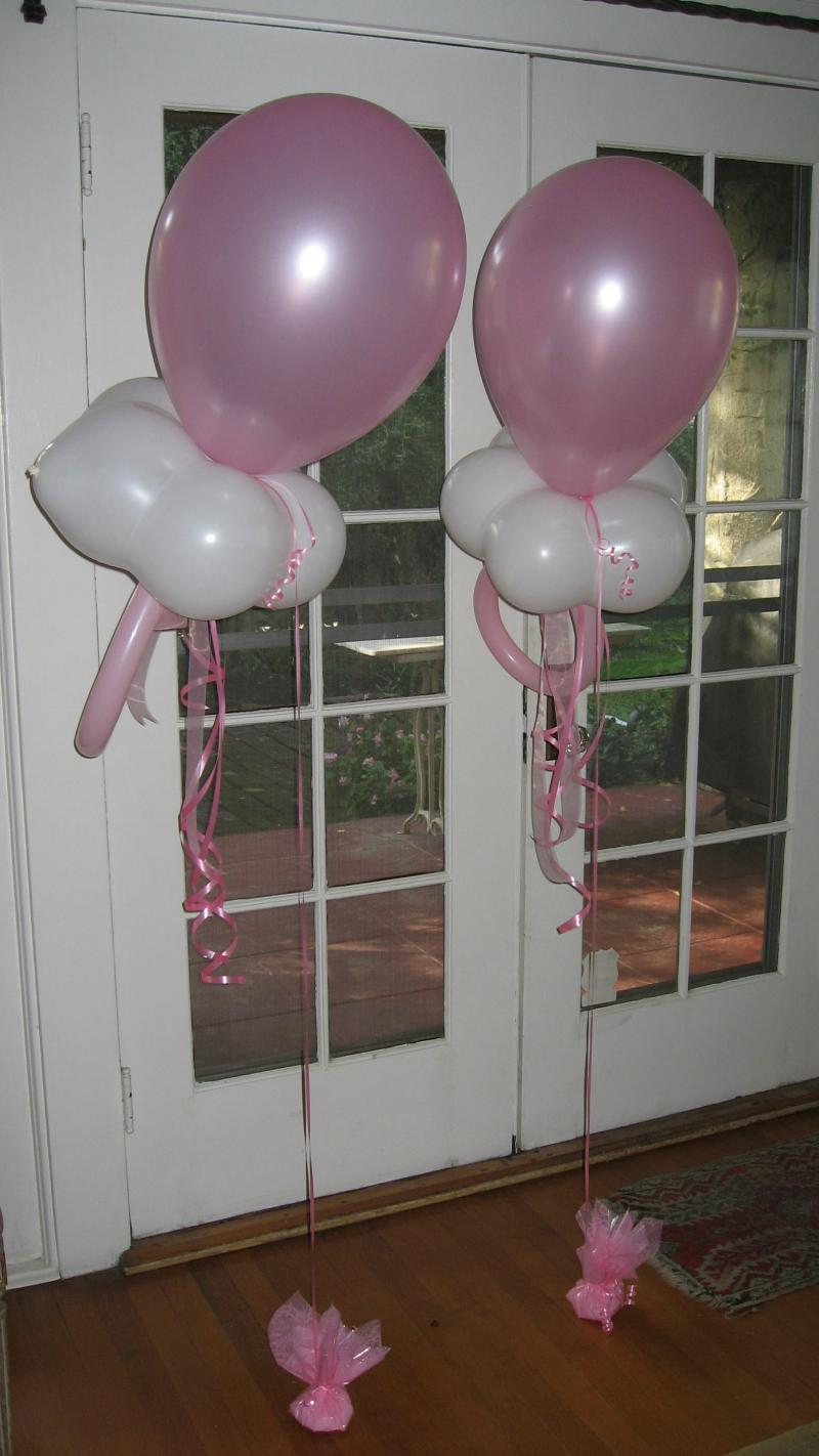Best Balloon Decor Of Central California Baby This Month