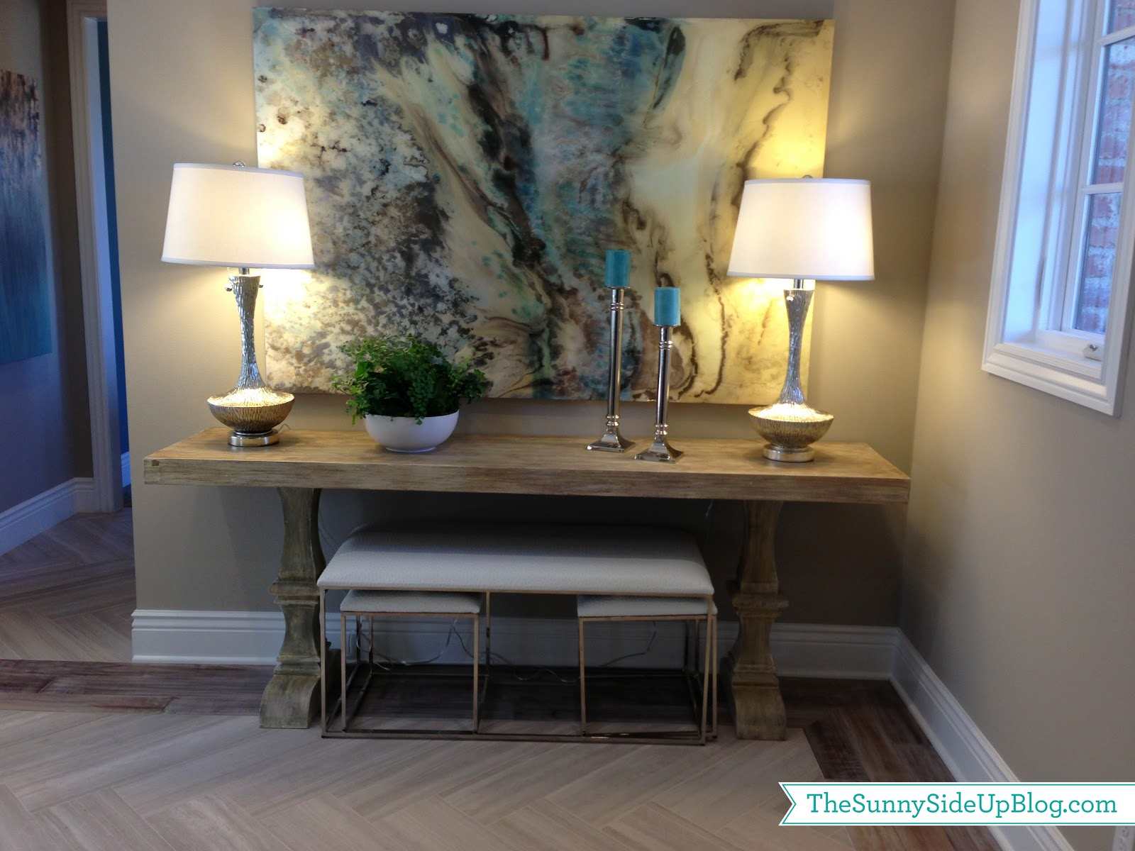 Best Fun Decor Model Home The Sunny Side Up Blog This Month