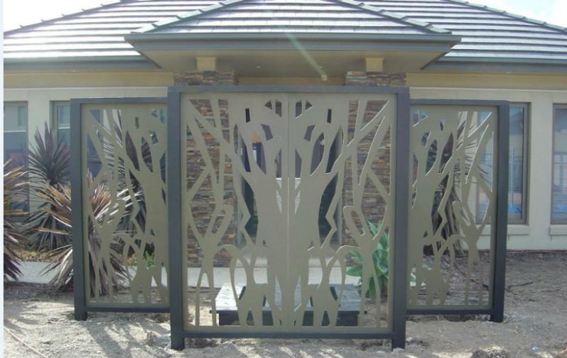 Best Decorative Metal Fence Panels This Month