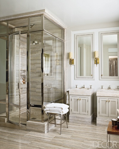 Best La Dolce Vita Anatomy Of A Home The Master Bathroom This Month