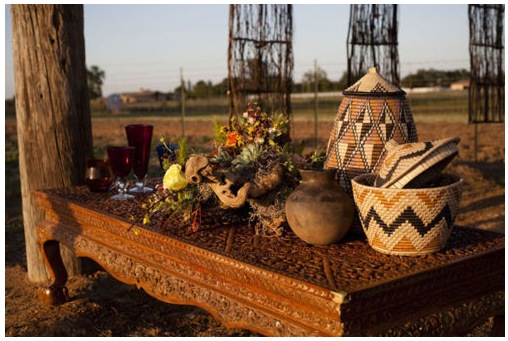 Best S U G A R A N D A R T African Wedding Decor This Month