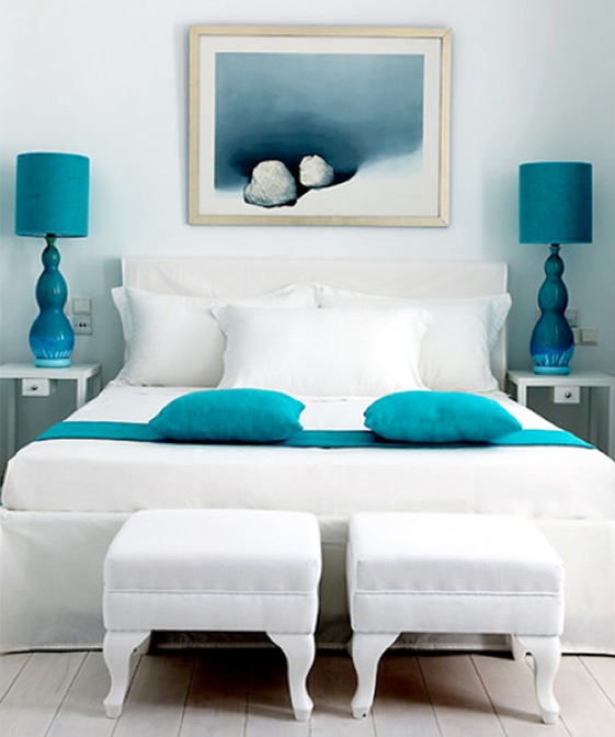 Best Turquoise Bedrooms On Pinterest Turquoise Bedroom Decor This Month