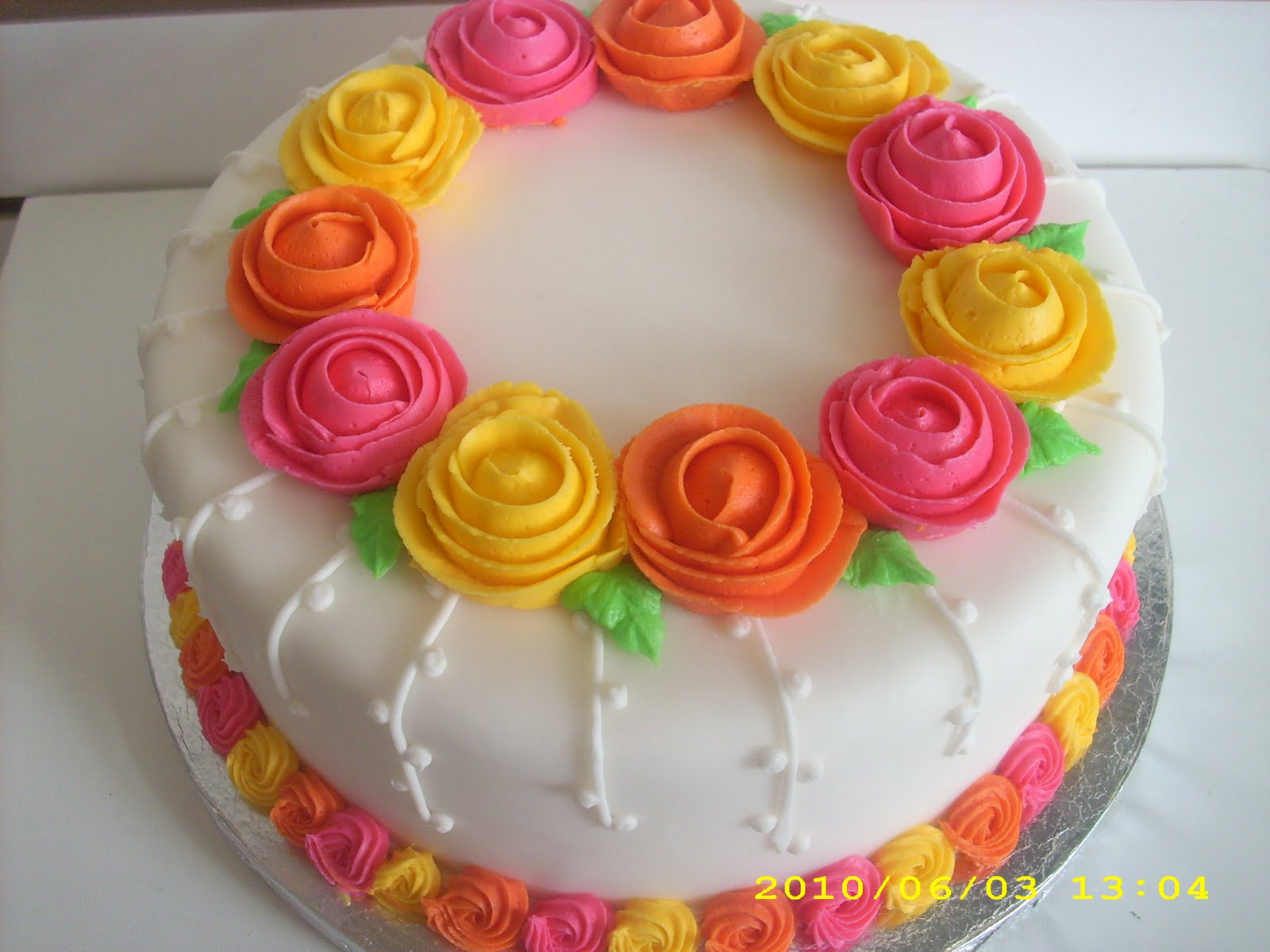 Best Cake A Thon Decorating Basics Wilton Method Course This Month