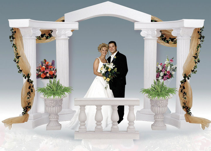Best Classic Graeco Roman Style Colonnade Arch Wholesale This Month