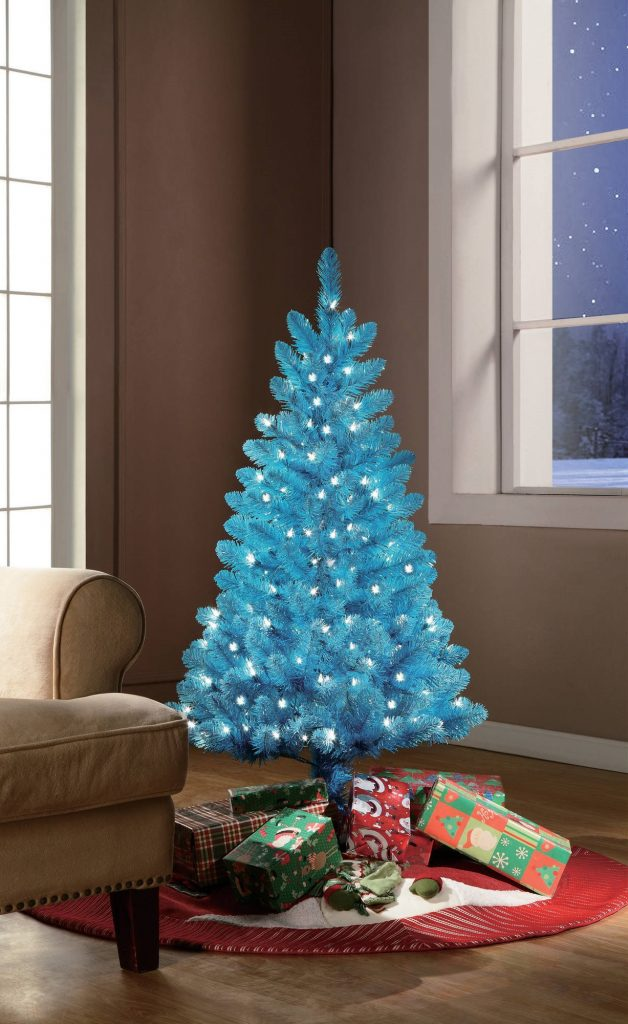 Best Mesmerizing Blue Christmas Tree Decorations Christmas This Month