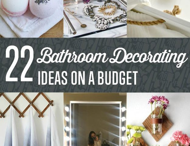 Best Diy Bathroom Decorating Ideas Shamco Property Management This Month