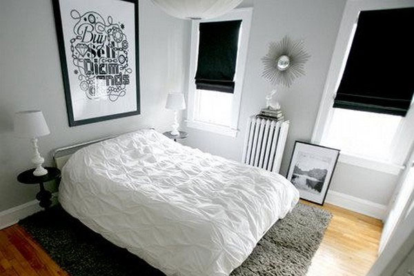 Best 30 Groovy Black And White Bedroom Ideas Slodive This Month