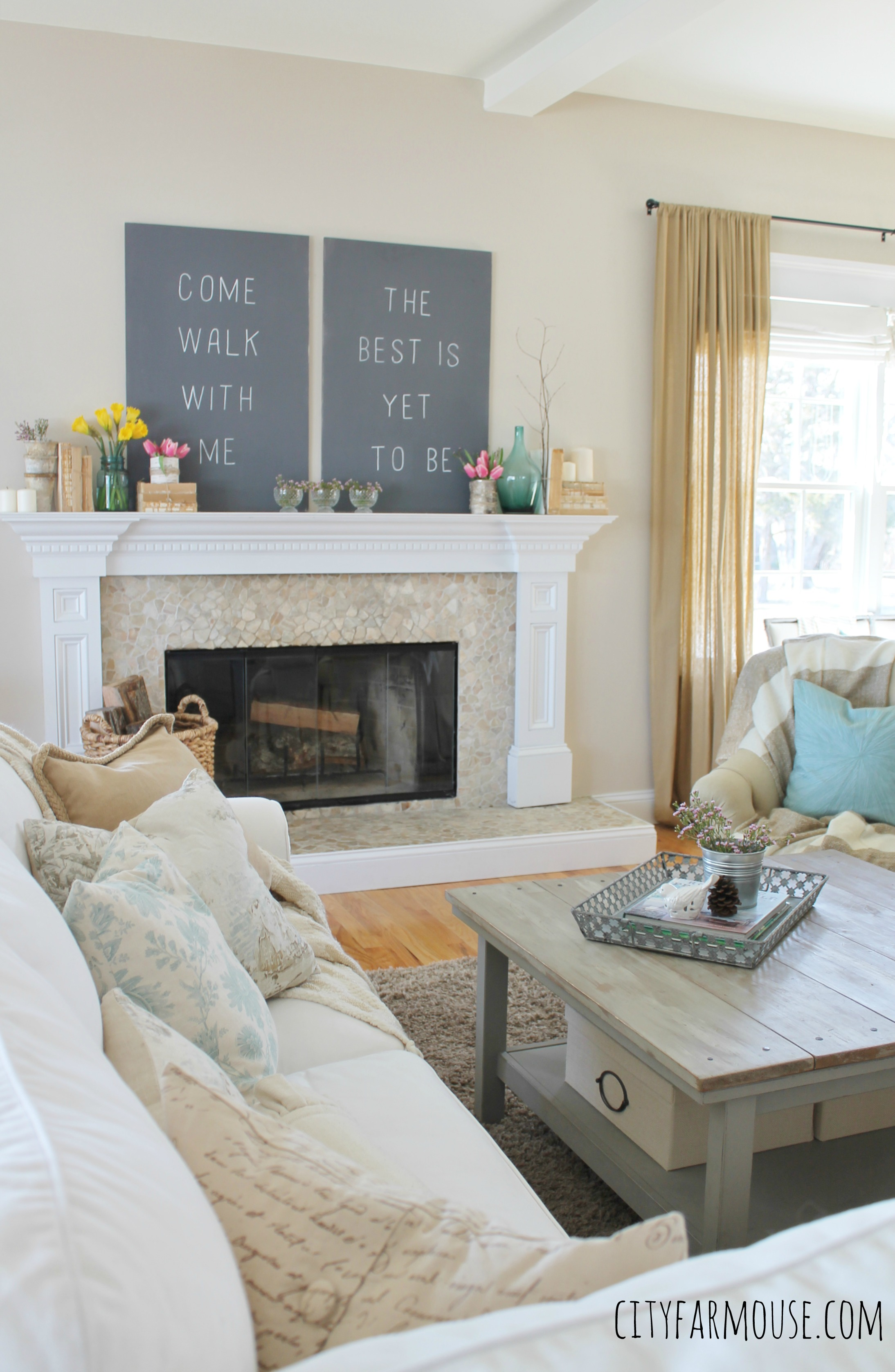 Best Seasons Of Home Easy Decorating Ideas For Spring City This Month