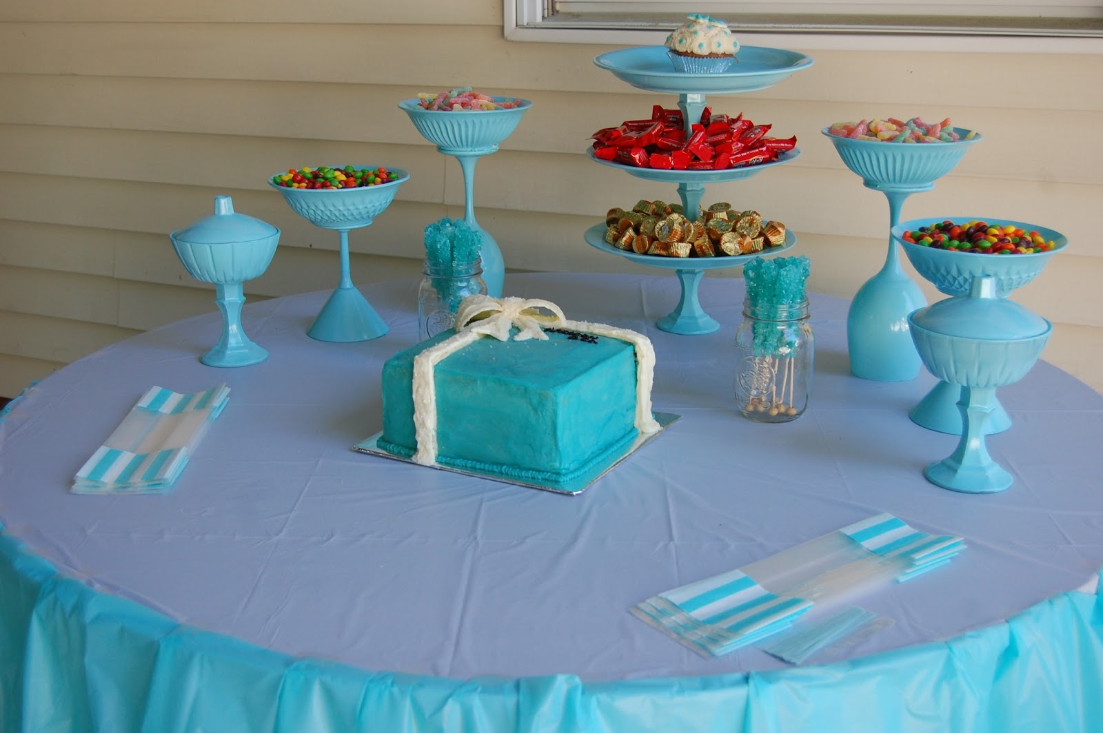 Best Life As The Coats Tiffany Co Inspired Birthday Party This Month