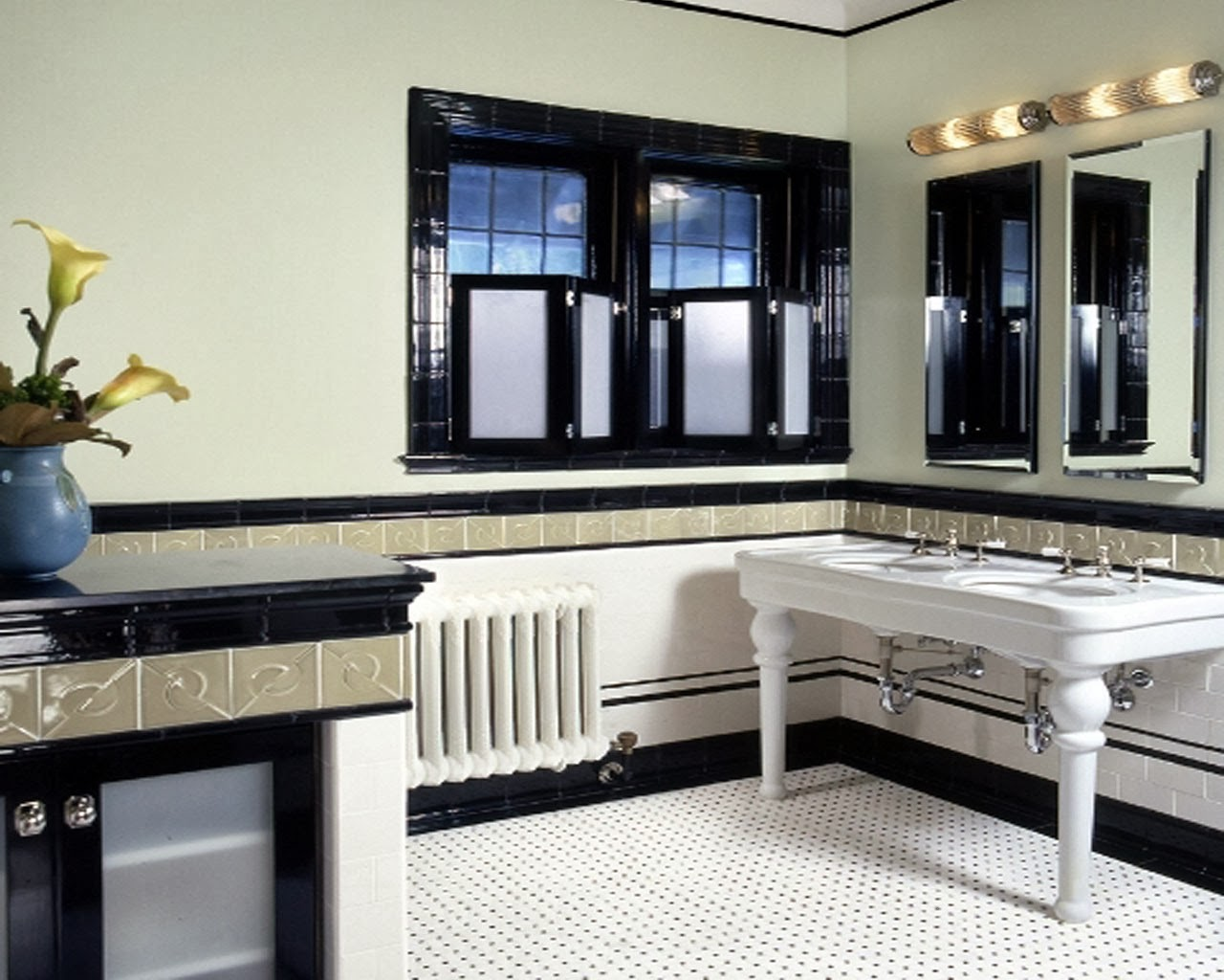 Best David Dangerous Art Deco Bathroom This Month