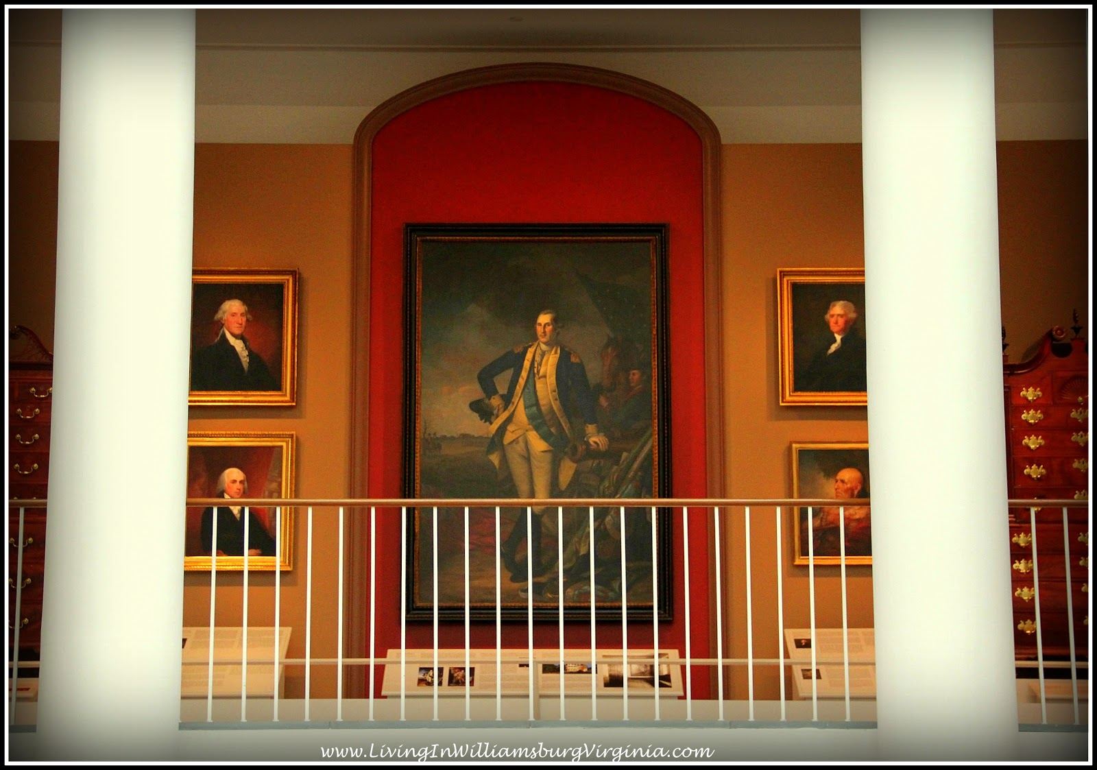 Best Living In Williamsburg Virginia General Washington At This Month