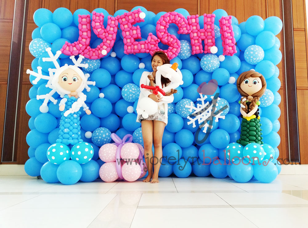 Best Jocelyn Ng Professional Balloon Artist Blog Balloon This Month