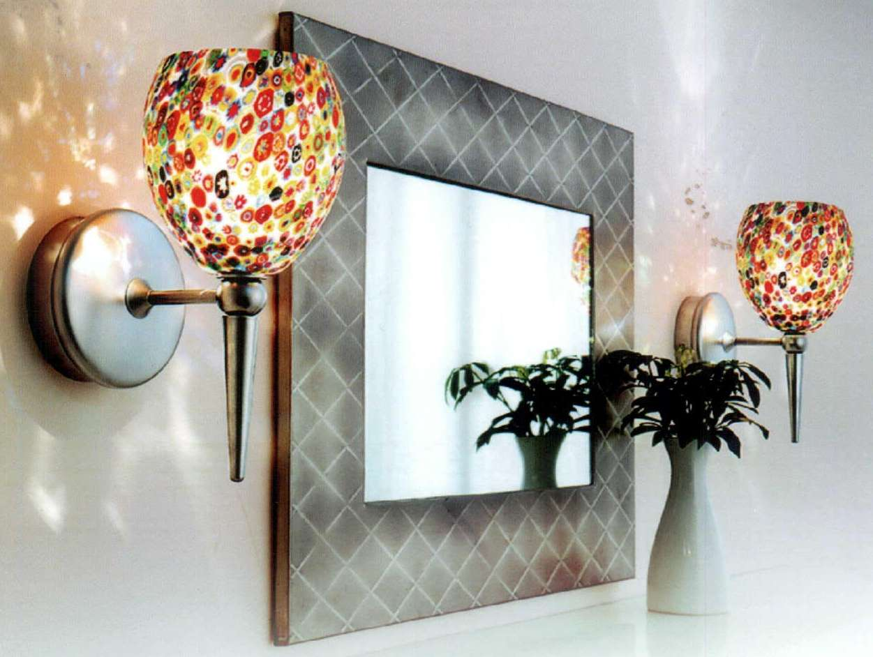 Best W A C Lighting Debuts Striking Wall Sconces New Glass This Month