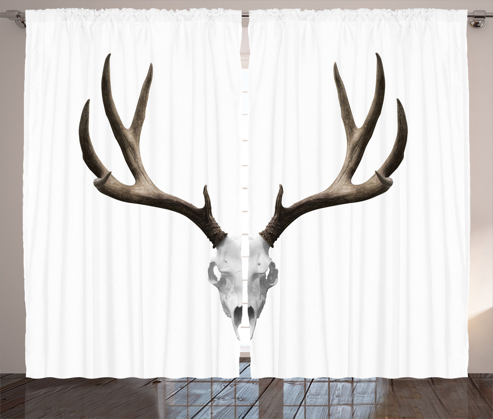 Best Deer Skull Antlers Halloween Hunting Collection Home Decor This Month