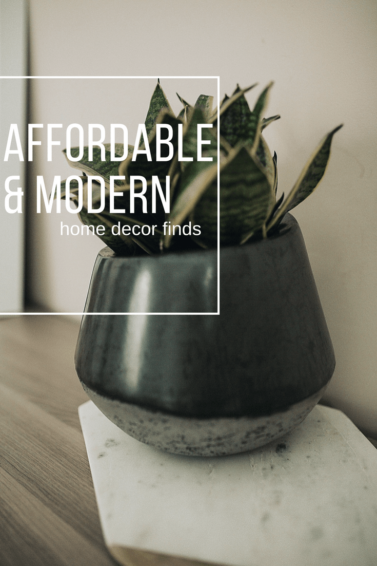Best Modern Beautiful Affordable Home Decor Must Haves This Month