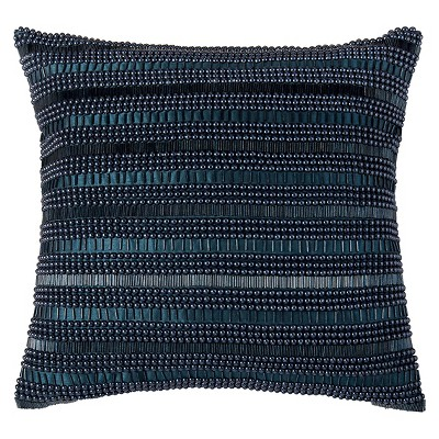 Best Hand Applique Beads Throw Pillow Rizzy Home® Ebay This Month