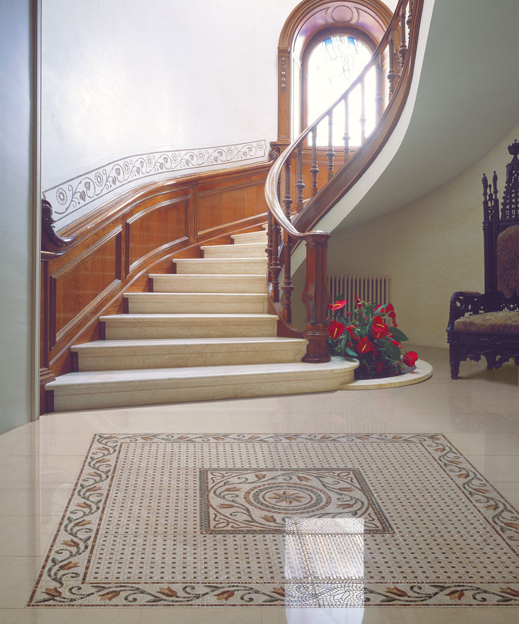 Best Decorative Floor Tiles Create A Centrepiece For Your This Month