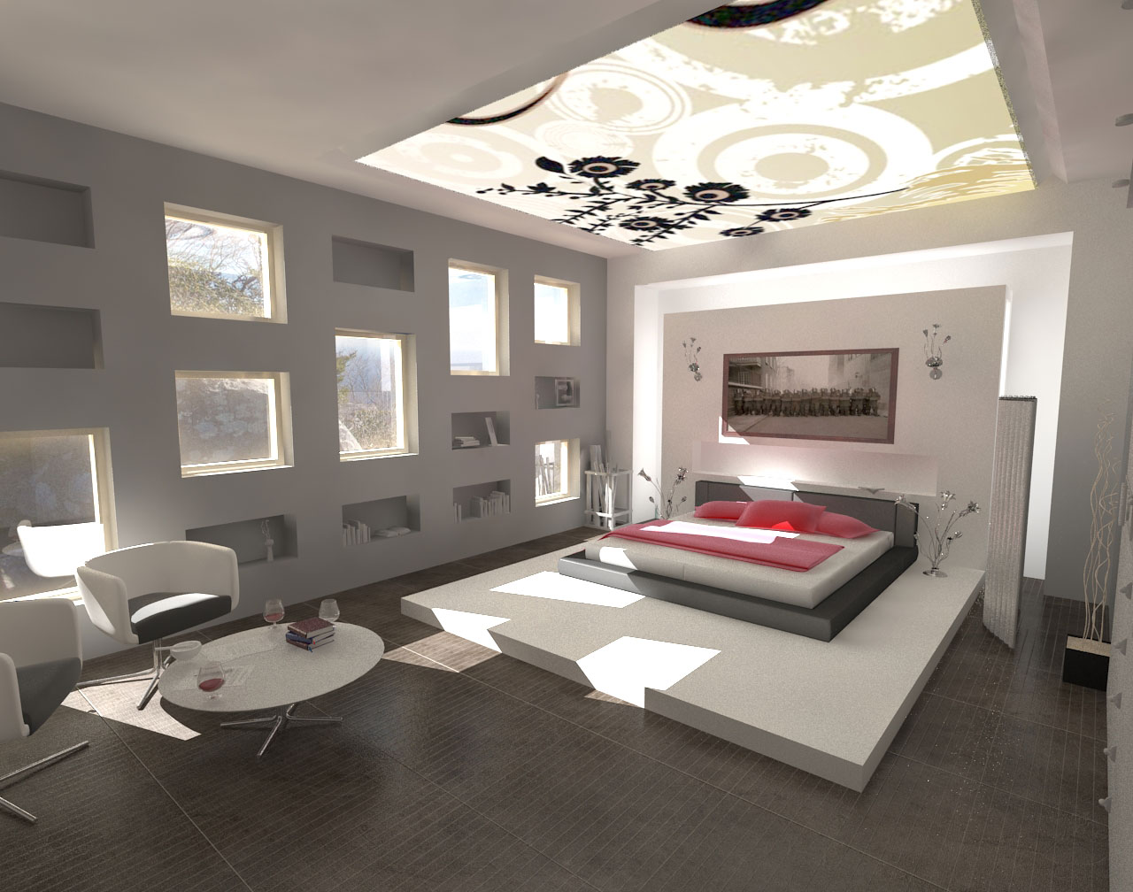 Best Interior Design Ideas Fantastic Modern Bedroom Paints This Month