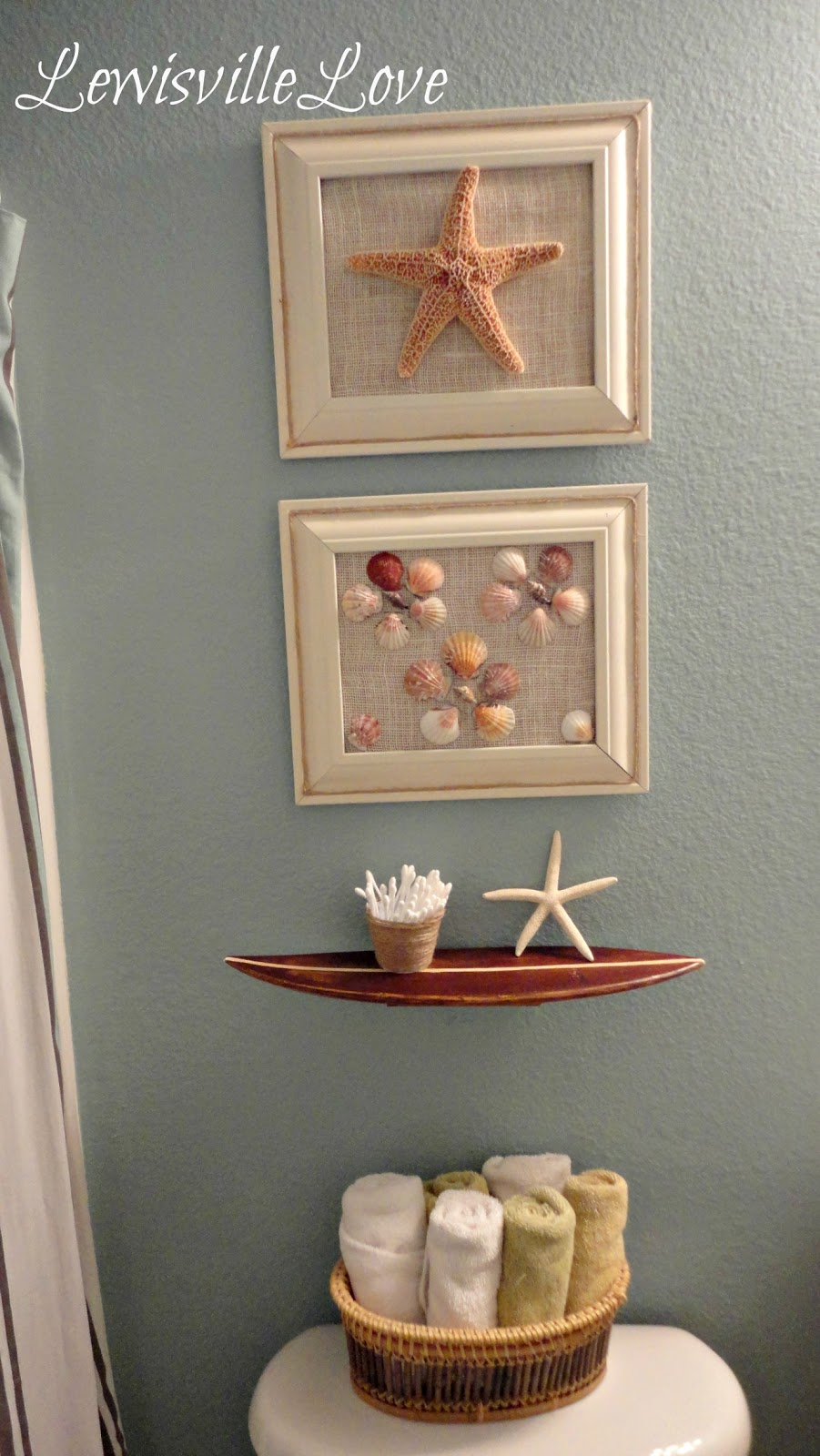 Best Lewisville Love Beach Theme Bathroom Reveal This Month