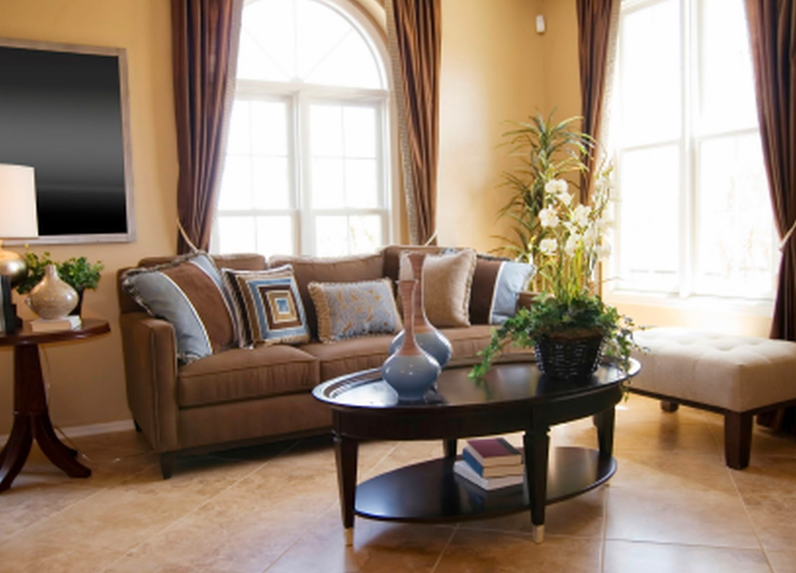Best 2 Living Room Decor Ideas Brown Leather Sofa Home This Month