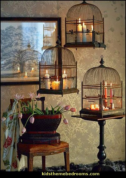 Best Decorating Theme Bedrooms Maries Manor Birdcage Bedroom Ideas Decorating With Birdcages This Month