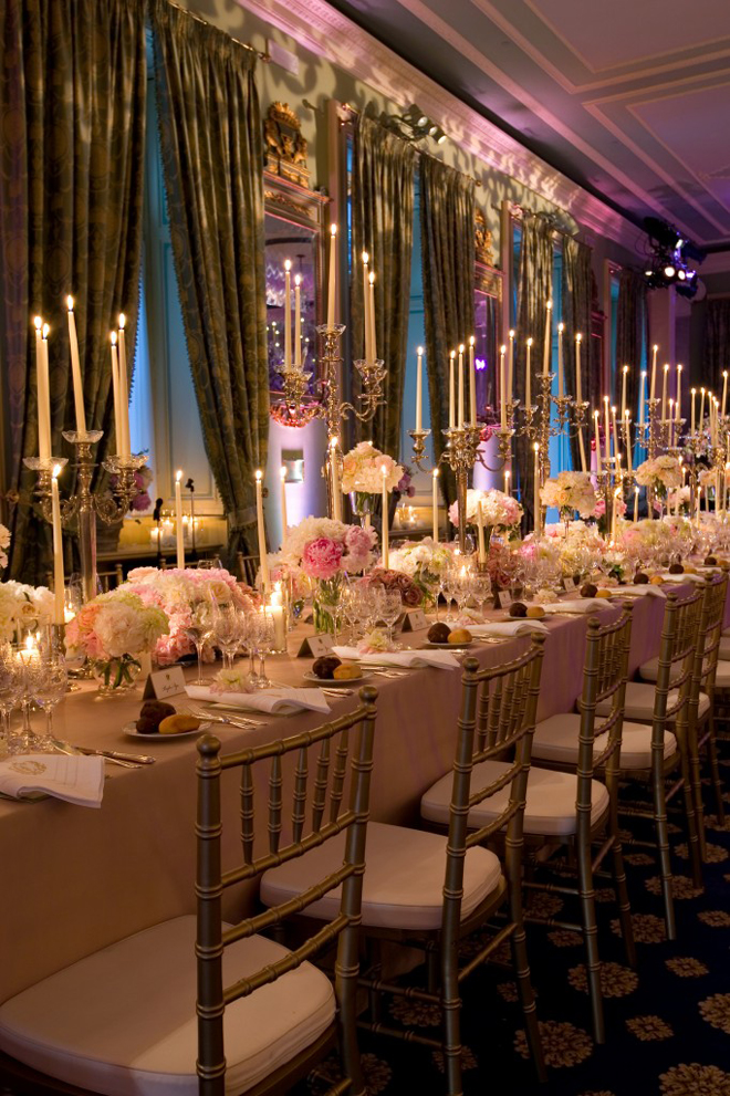Best The Best Wedding Receptions And Ceremonies Of 2012 Belle This Month