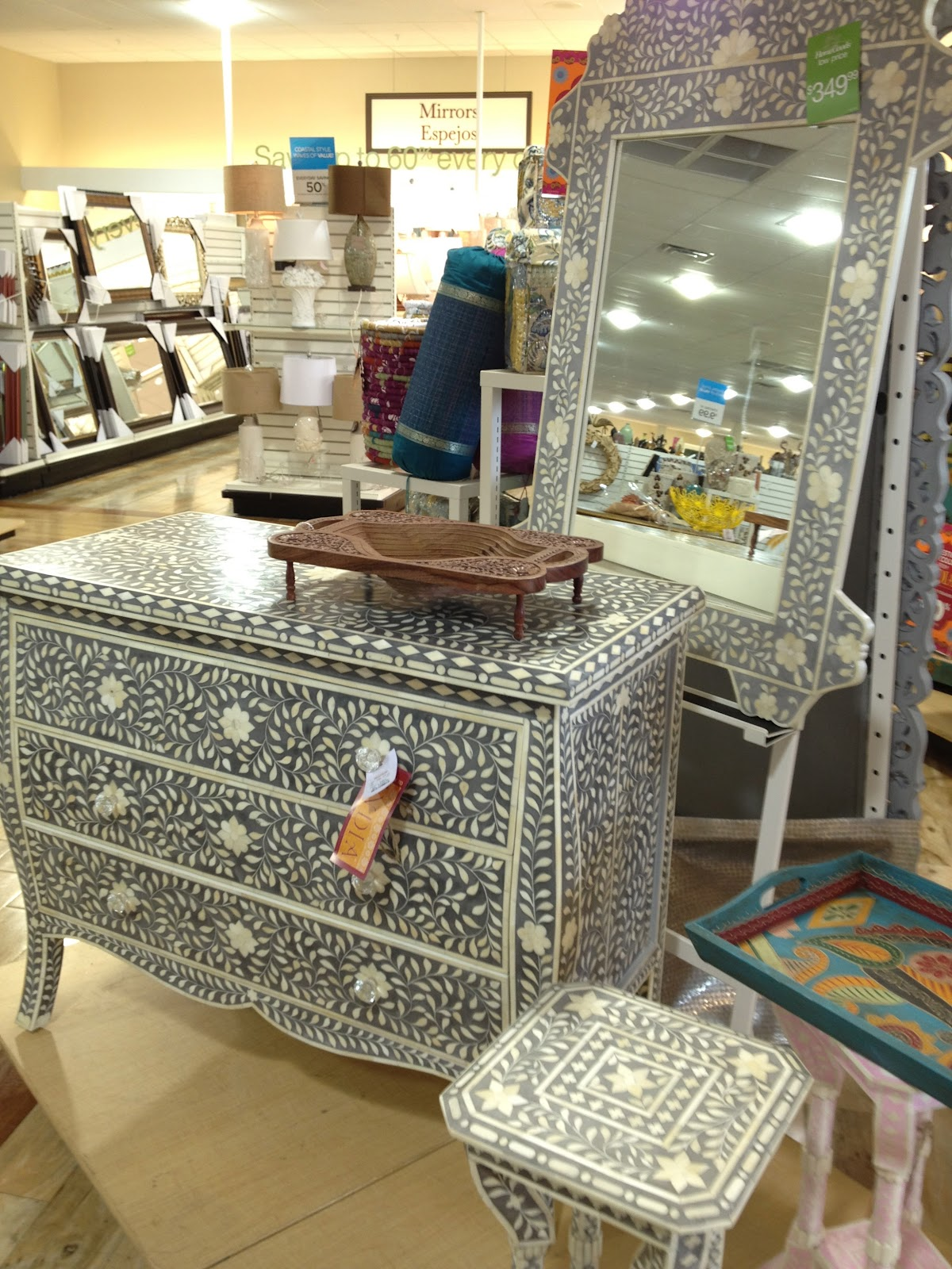 Best Inspire Bohemia The Indian Bazaar Is At Tjmaxx Homegoods This Month