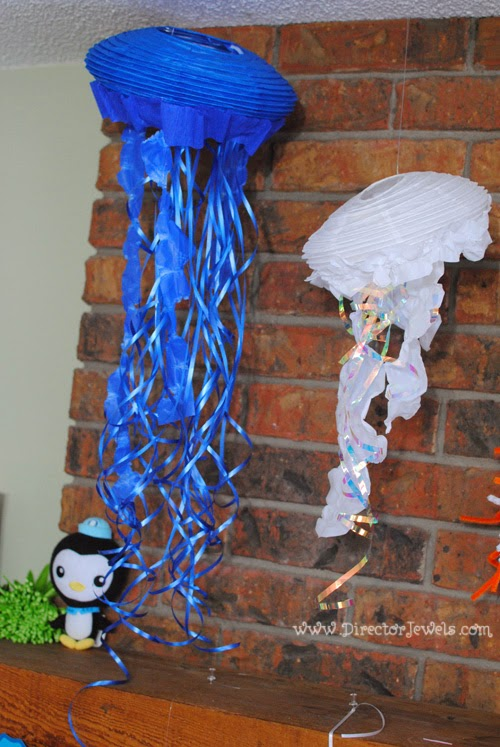 Best Director Jewels Octonauts Birthday Party Decoration Ideas This Month