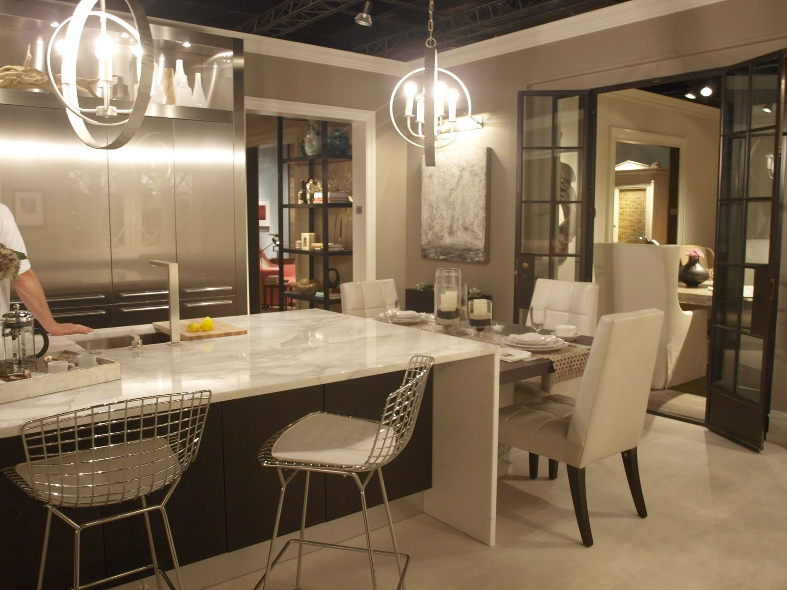 Best Home Decor Inspiration Dream Home Chicago Kitchen By This Month
