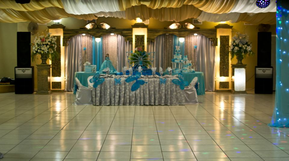 Best Rincon Real Hall Decorations Quinceanera Reception Hall This Month