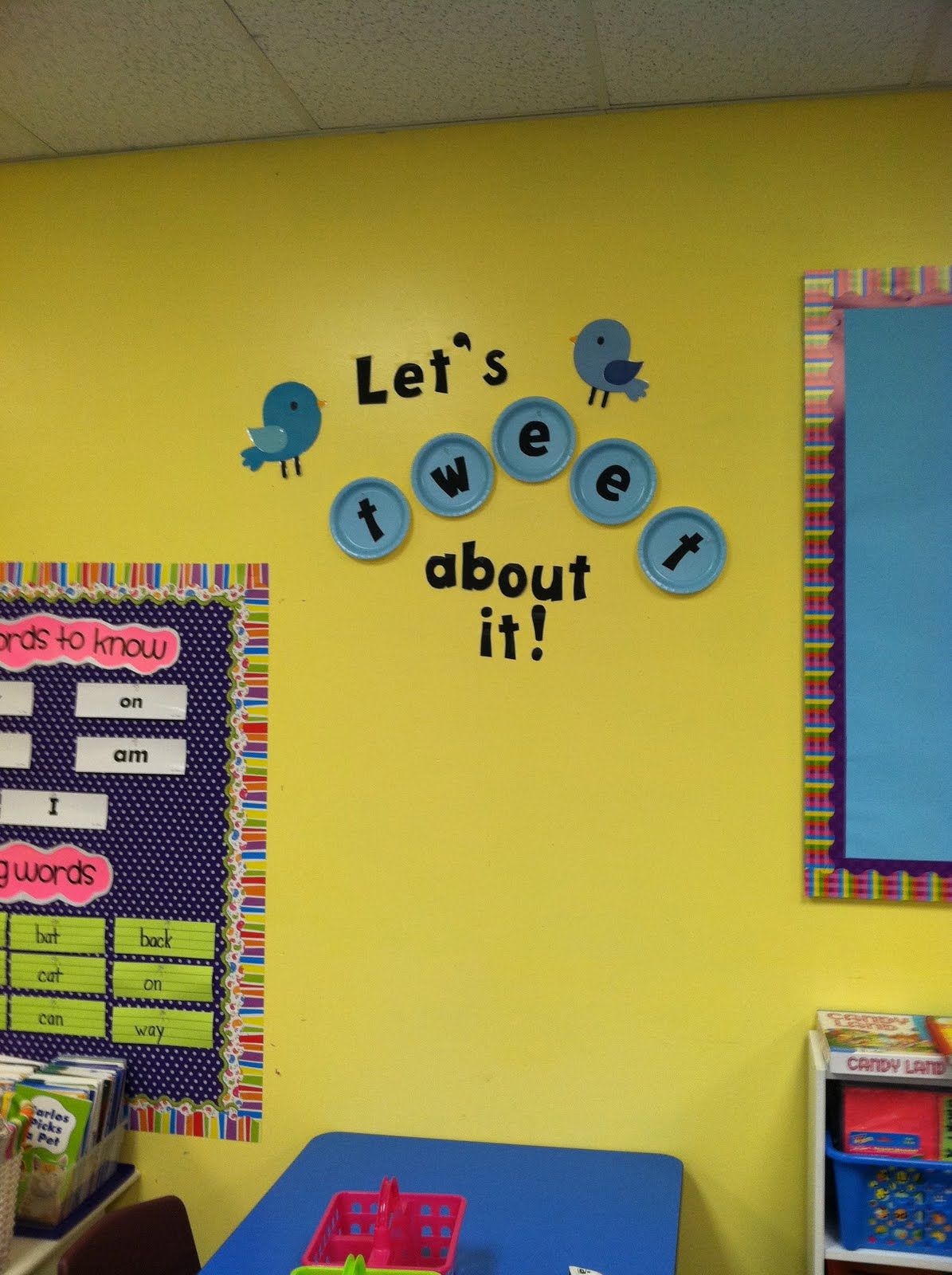 Best Life In First Grade Classroom Decorating Day Four This Month