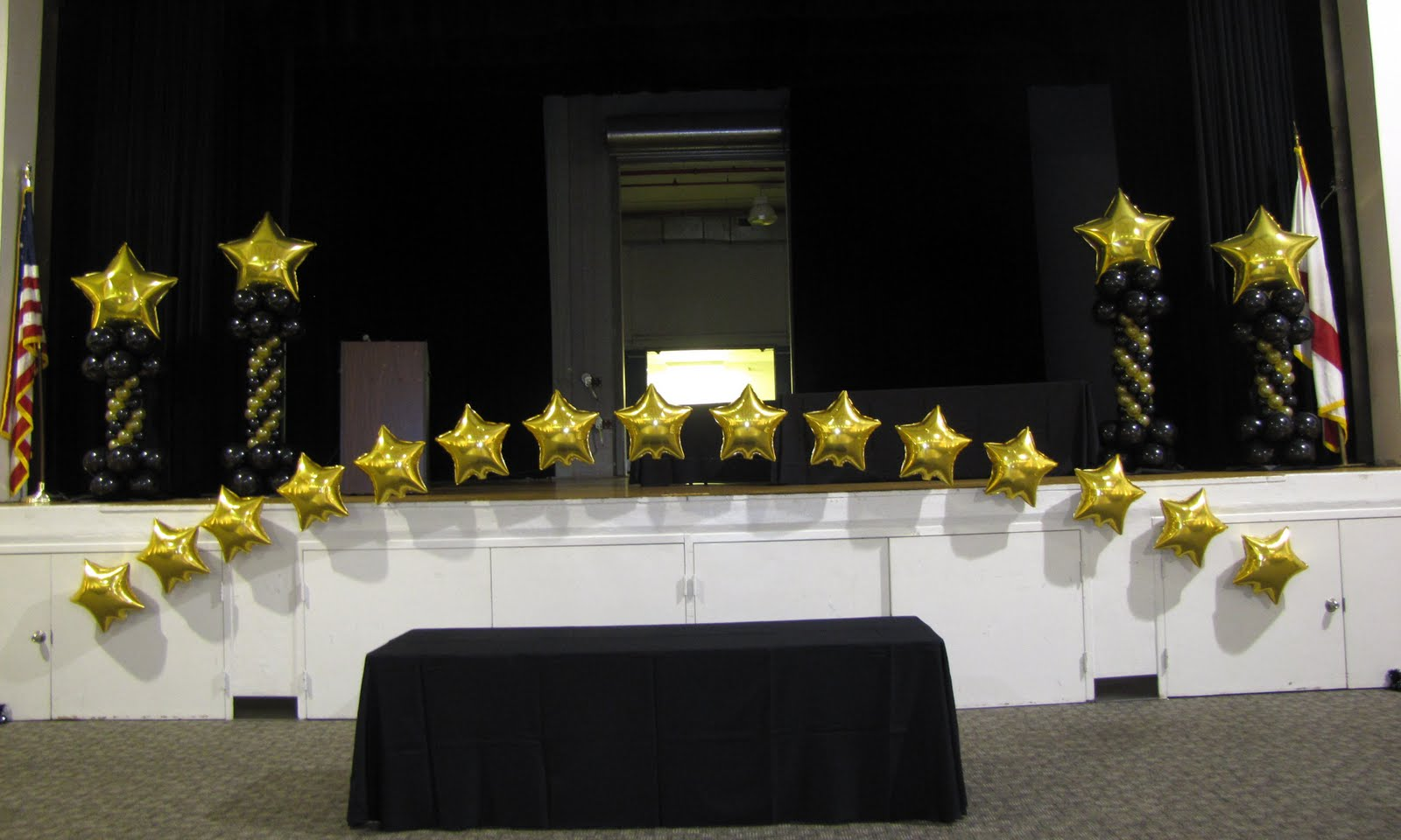 Best Party People Event Decorating Company Broadway Themed This Month