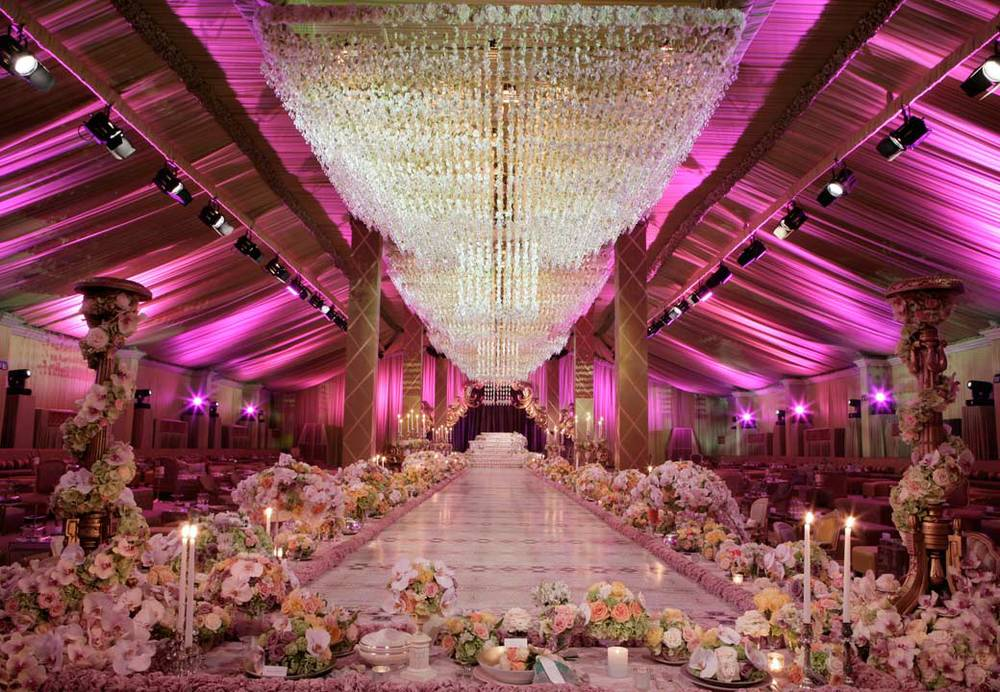 Best 5 Of The Most Extravagant Wedding Ceremonies Updated Trends This Month