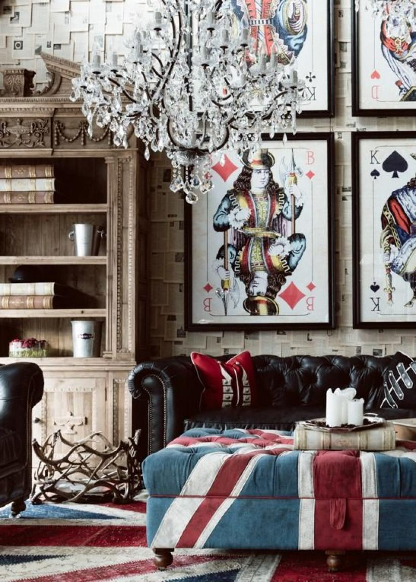 Best Fun Playing Cards Interior Decor Ideas That You Will Have This Month