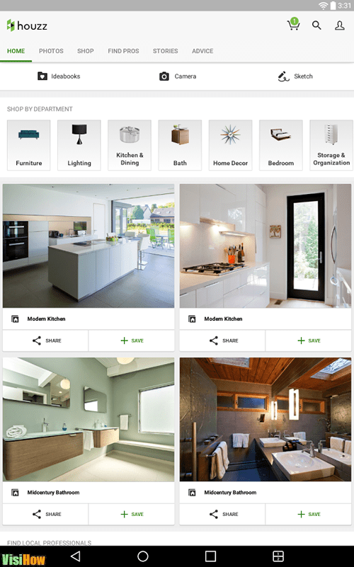 Best Interior Design Apps For Android Houzz Interior This Month