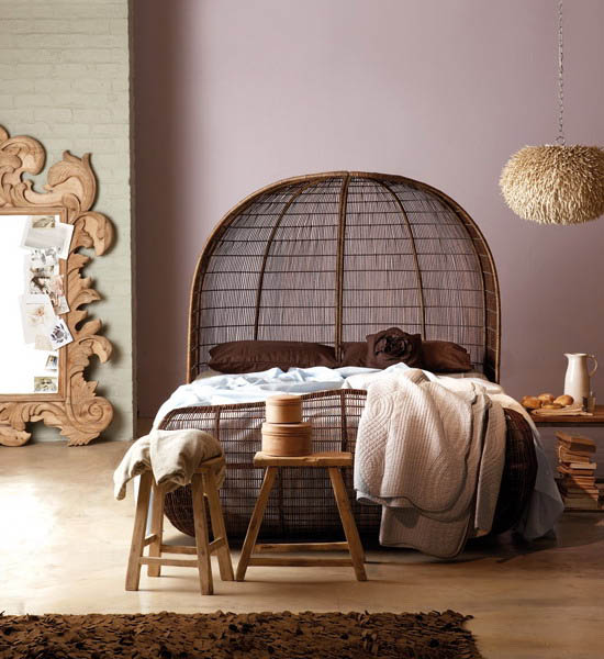 Best 16 Bedroom Decorating Ideas With Exotic African Flavor This Month