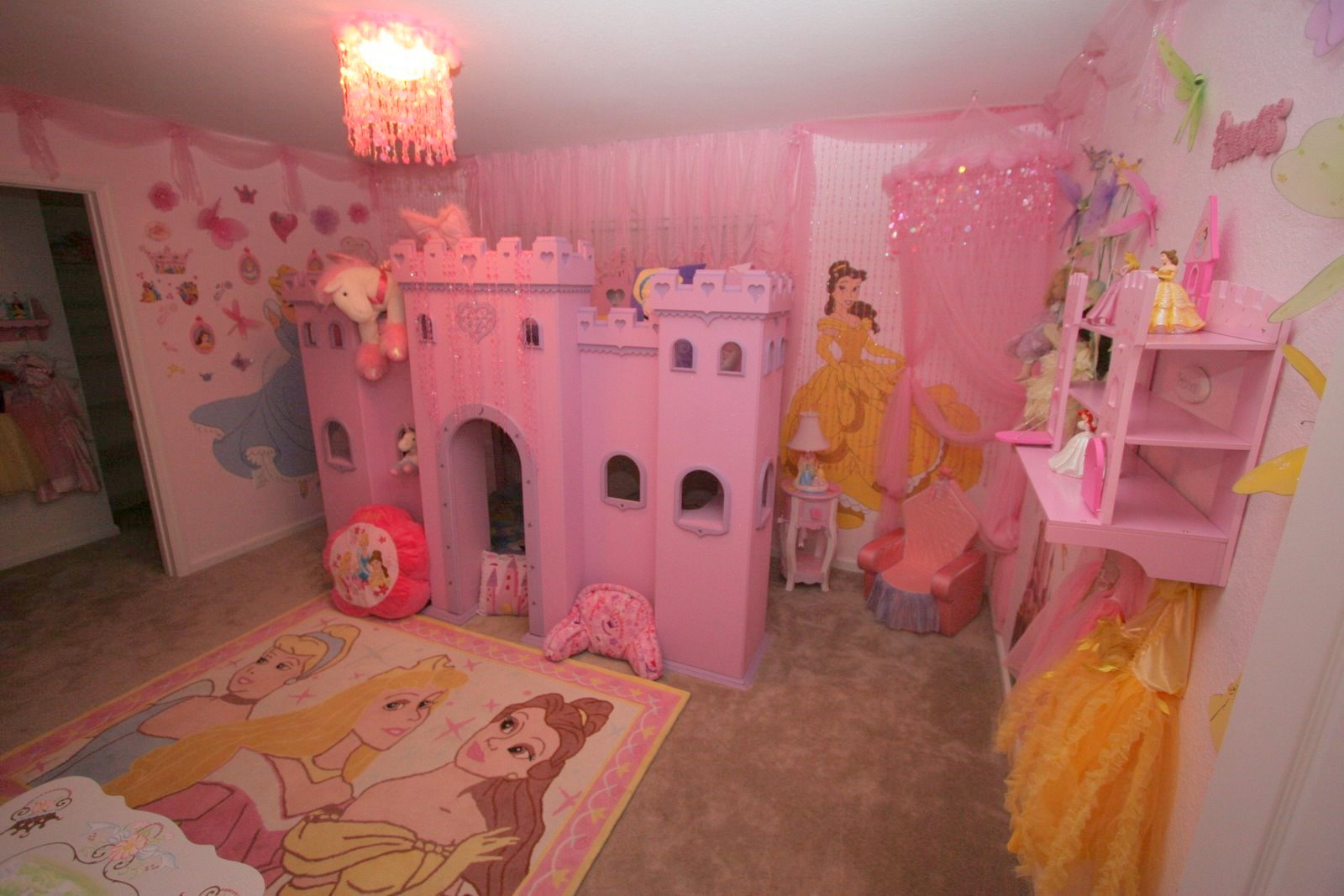 Best 1000 Images About Girls Bedroom On Pinterest Princess This Month