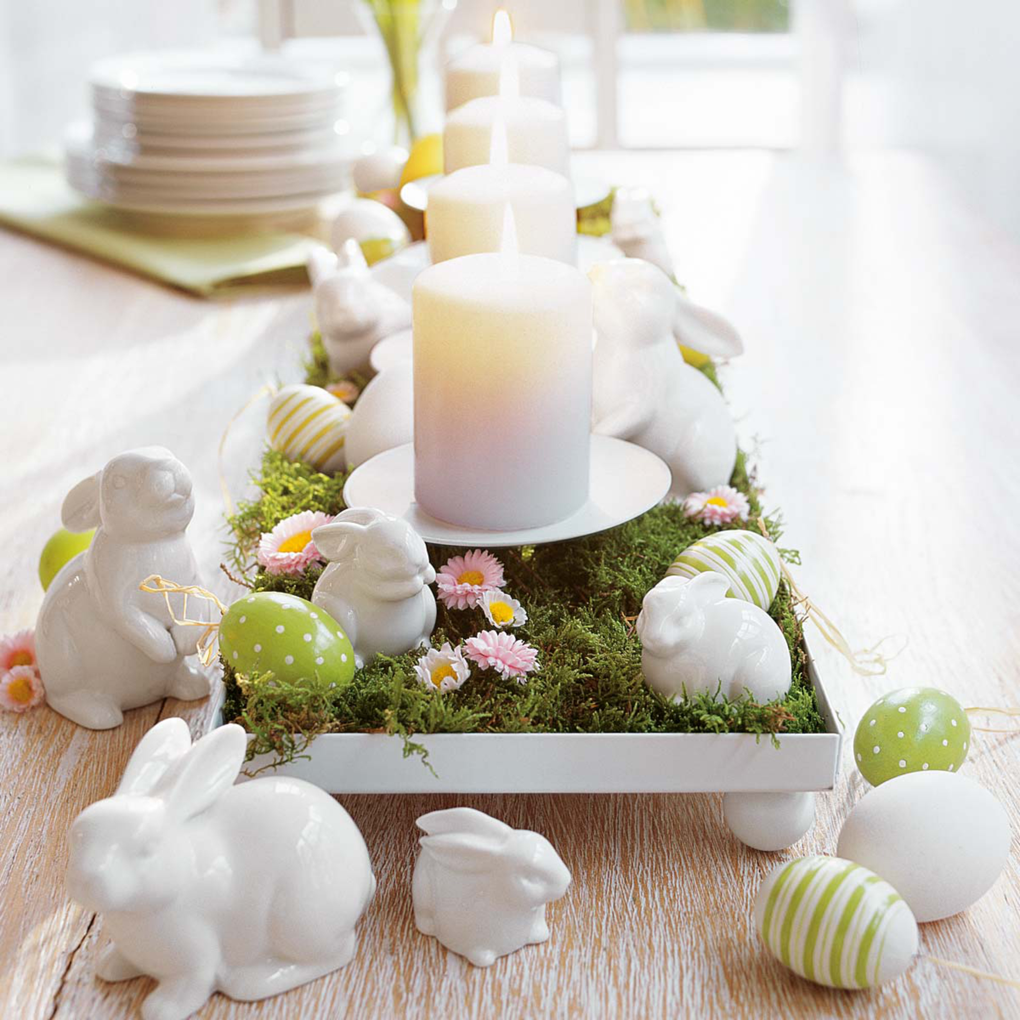 Best Easter Decorating Ideas Home Bunch Interior Design Ideas This Month