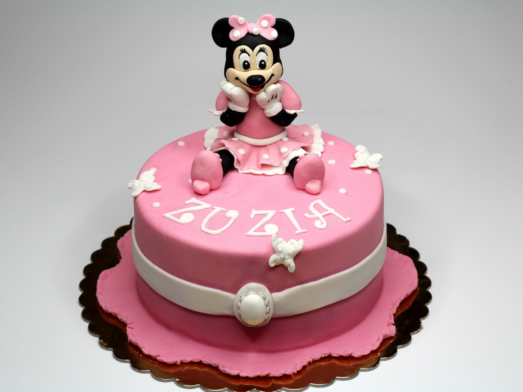 Best Minnie Mouse Cakes – Decoration Ideas Little Birthday Cakes This Month