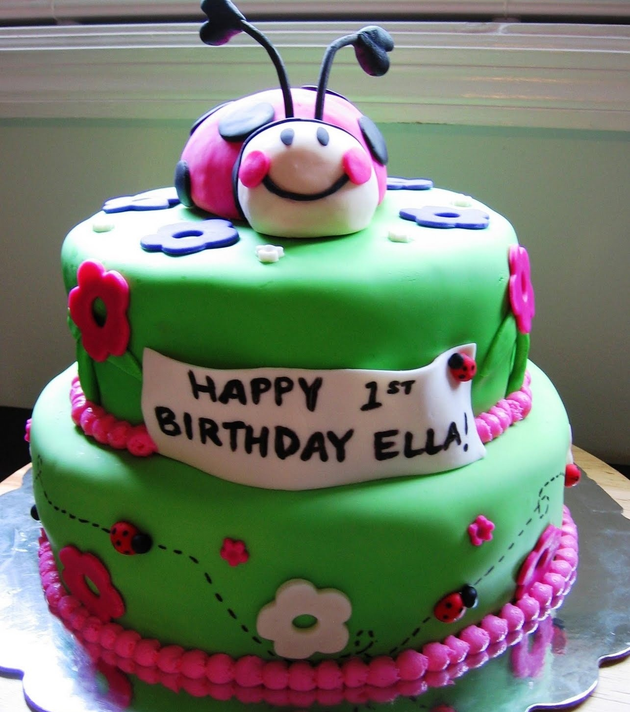 Best Ladybug Cakes – Decoration Ideas Little Birthday Cakes This Month