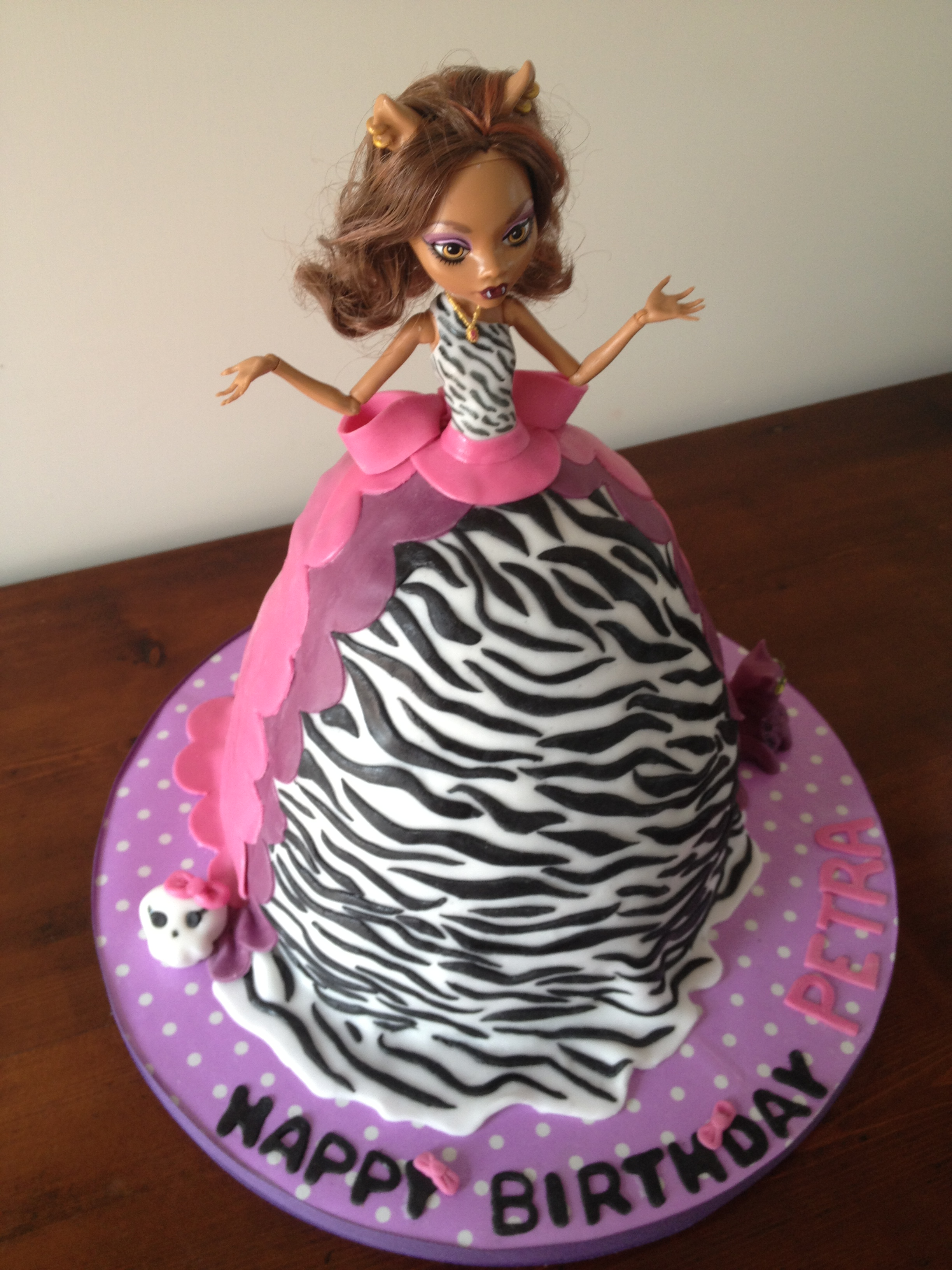 Best Monster High Cakes – Decoration Ideas Little Birthday Cakes This Month