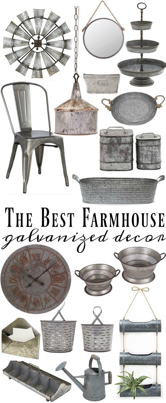 Best Where To Find The Best Galvanized Home Decor Liz Marie Blog This Month