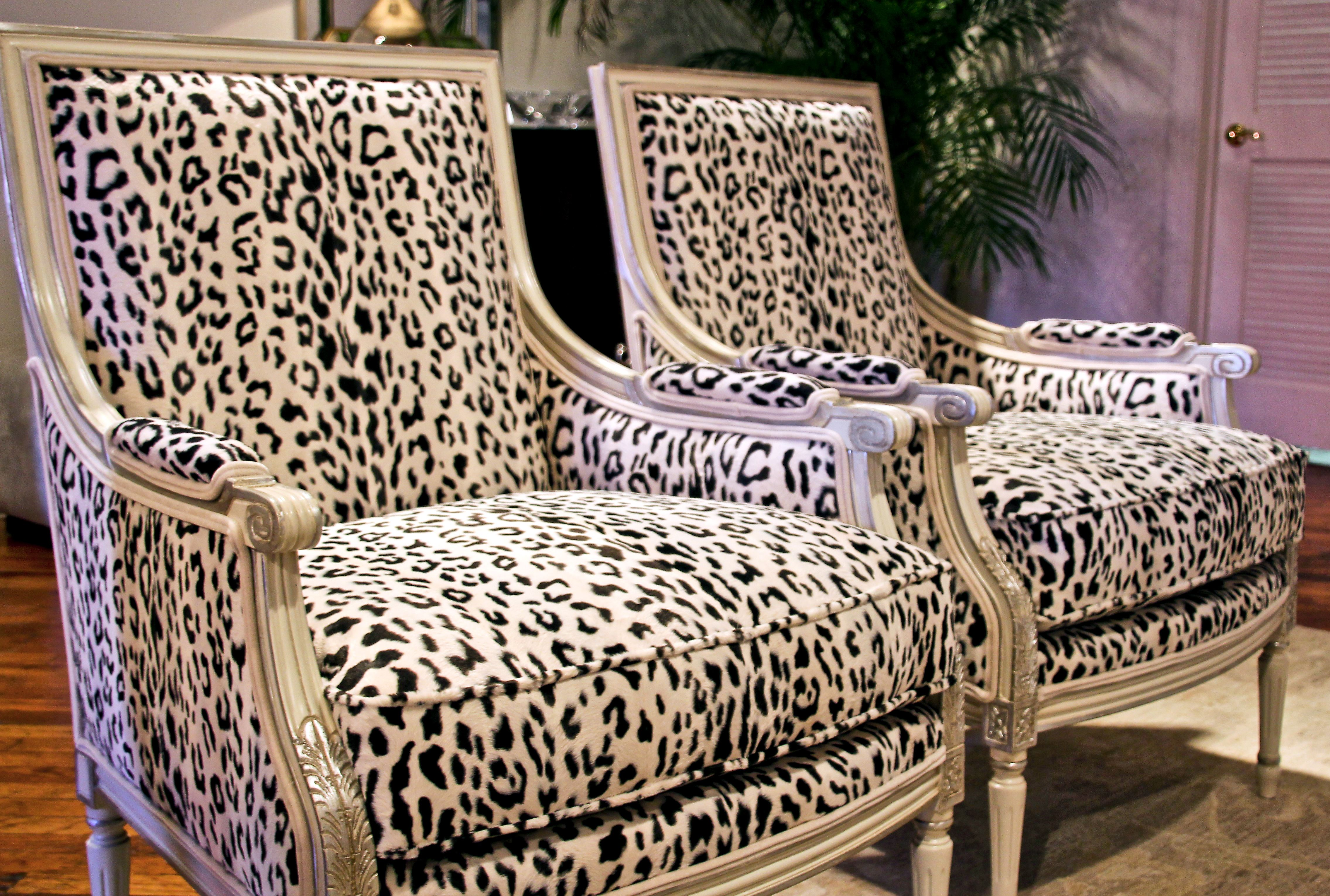 Best Seeing Spots Leopard Prints Leap Back Into Home Decor This Month