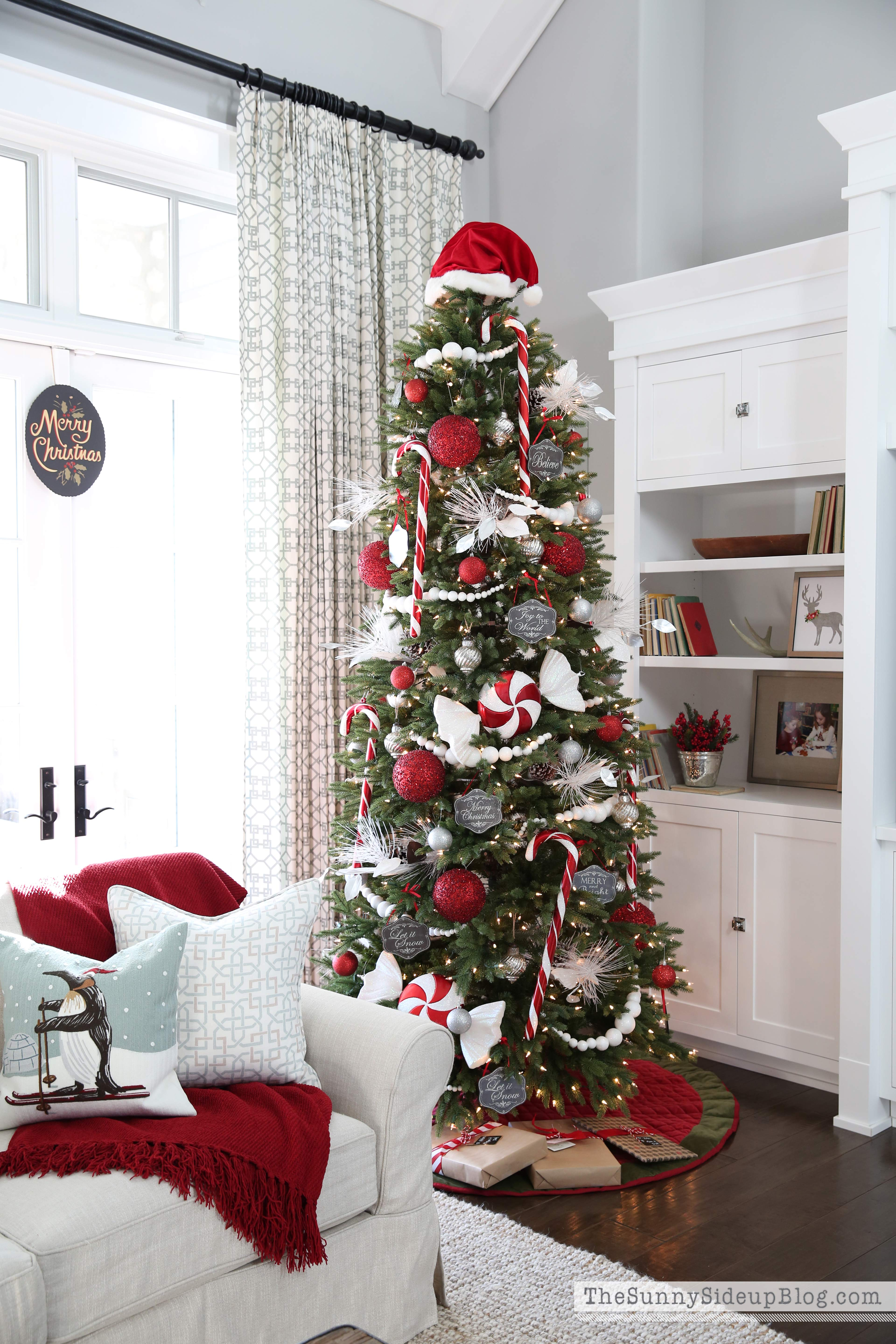 Best Our Christmas Tree The Sunny Side Up Blog This Month